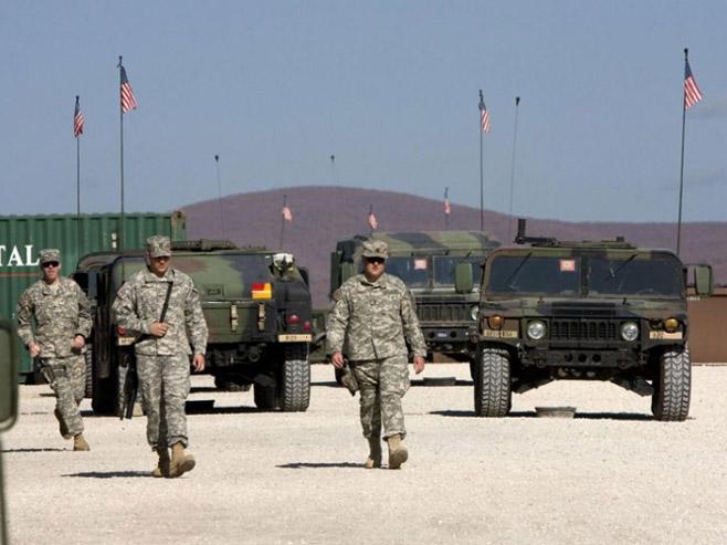 Амерички војници у Бондстилу (архивска фотографија) - Фото: nezavisne novine