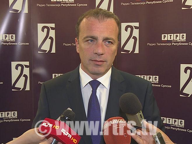 Генерални директор РТРС, Драшко Милиновић