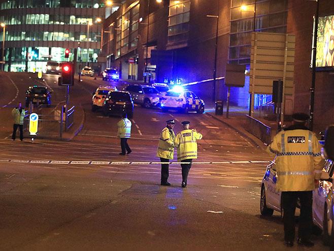 Улице Манчестера (фото:Tanjug, AP) -