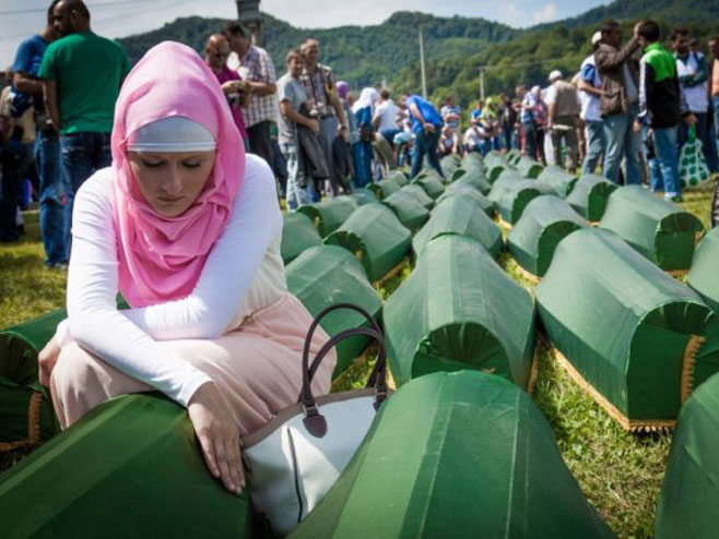 Сребреница - Поточари     (Фото:Илустрација)