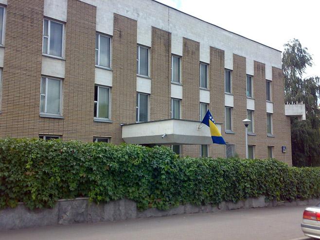 Амбасада БиХ у Русији (Фото: Denghu/Wikipedia) -