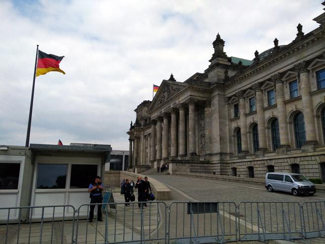 Берлин, Њемачка - Фото: РТРС