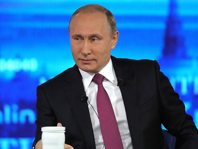 Владимир Путин (фото: © Sputnik/ Михаил Климентьев) -