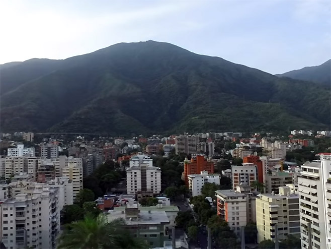 Каракас, Венецуела - Фото: Screenshot/YouTube