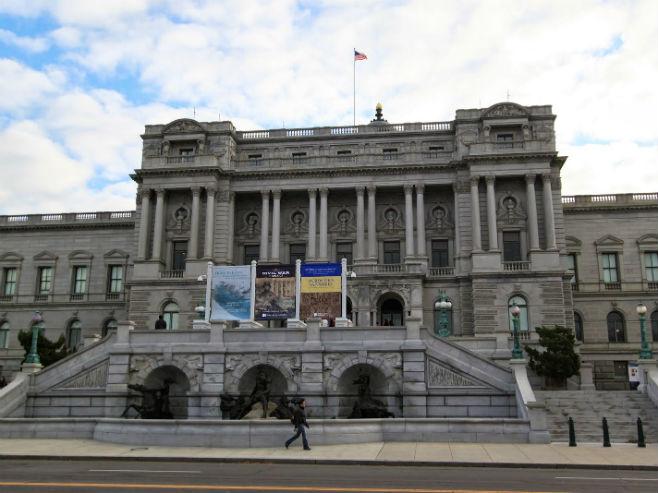 Конгресна библиотека у Вашингтону - Фото: flickr.com