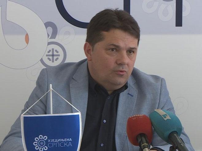 Ненад Стевандић - Фото: РТРС