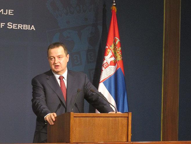 Ивица Дачић - Фото: СРНА