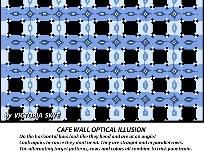 Нова оптичка илузија ће вам помутити ум (Фото: twitter.com)