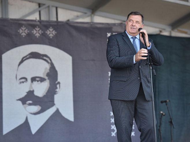 Милорад Додик (фото:Velibor Tripić) -