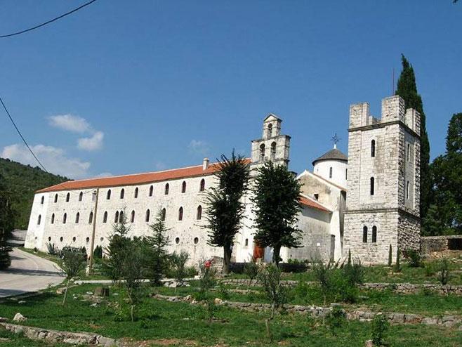 Манастир Крупа (фото:hpd-kamenar.hr) -