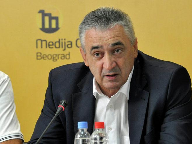 Veljko Odalović (Foto: Medija centar Beograd) -