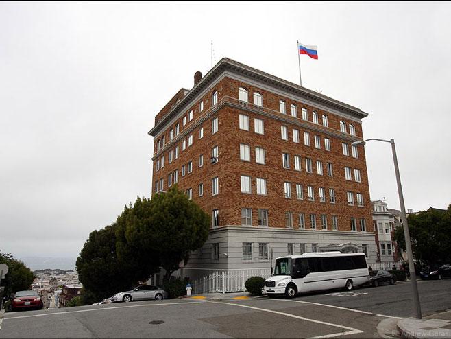 Генерални конзулат Русије у Сан Франциску  (Фото:gerasimov.org) -