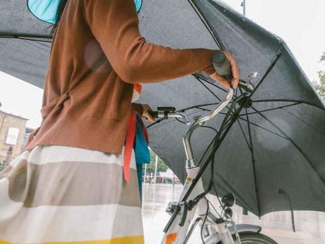 Na ovaj način od kiše se štiti glava i cijelo tijelo (Foto:newatlas.com)