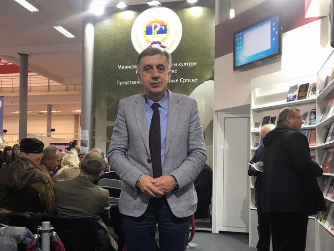 Београд - Млађен Цицовић - Фото: СРНА