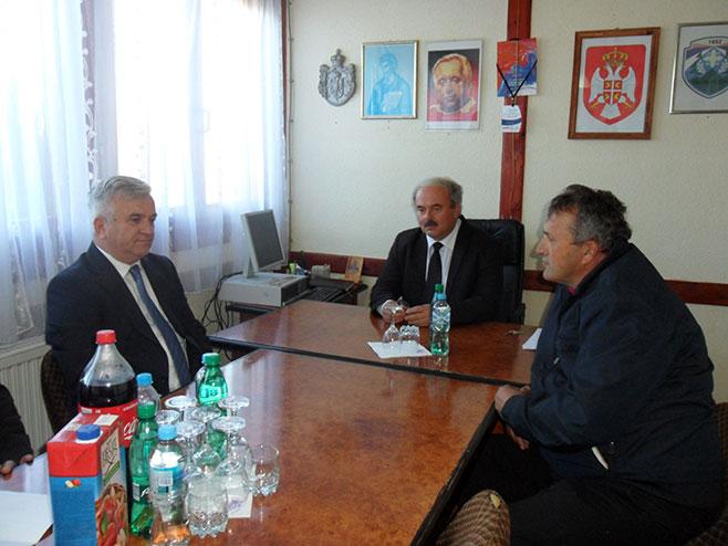Krupa na Uni, Nedeljko Čubrilović (FOTO: SRNA)