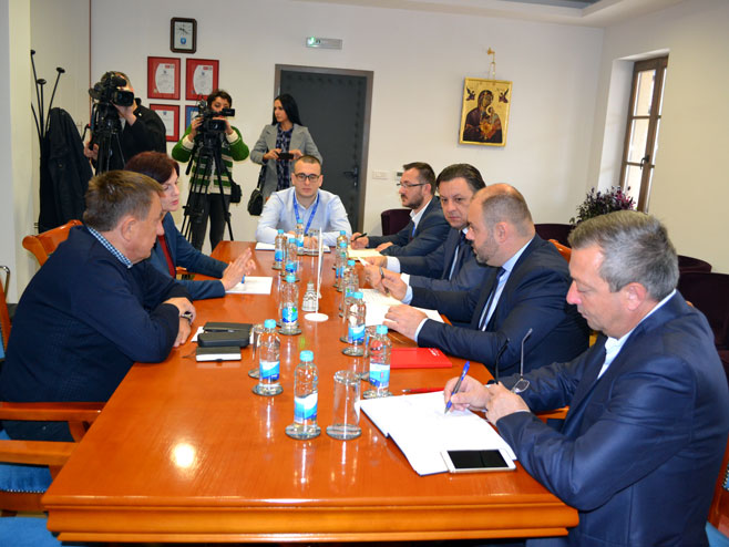 Sastanak načelnika opština Sarajevsko-romanijske i Drinske regije