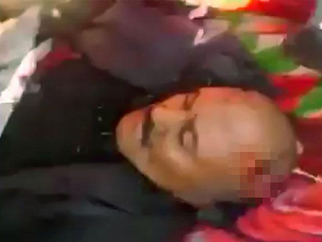 Убијен Али Салех