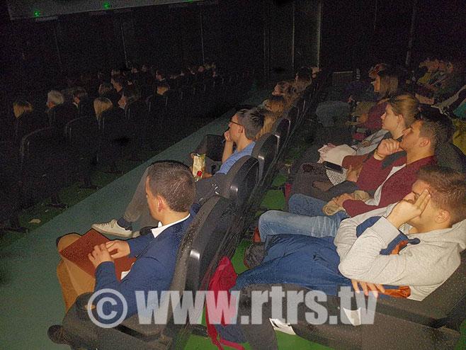 Промоција филма Лафора у Загребу