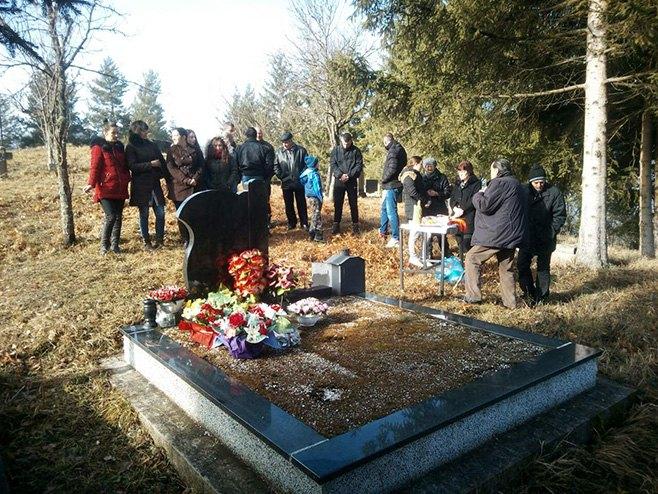 Sjećanje na stradanje Abazovića - Foto: RTRS