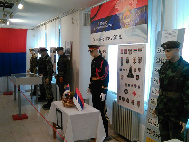 Izložba eksponata i dokumenata iz perioda stvaranja Srpske (Foto: RTRS)