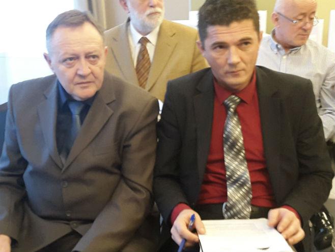 Željko Tepavčević predsjednik Konfederacije sindikata - Foto: SRNA