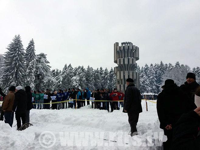 Dani zime na Kozari (Foto: RTRS)