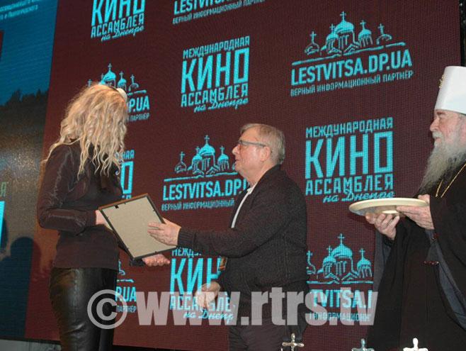 """Филм """"С руба памети"""" награђен и у Украјини"""