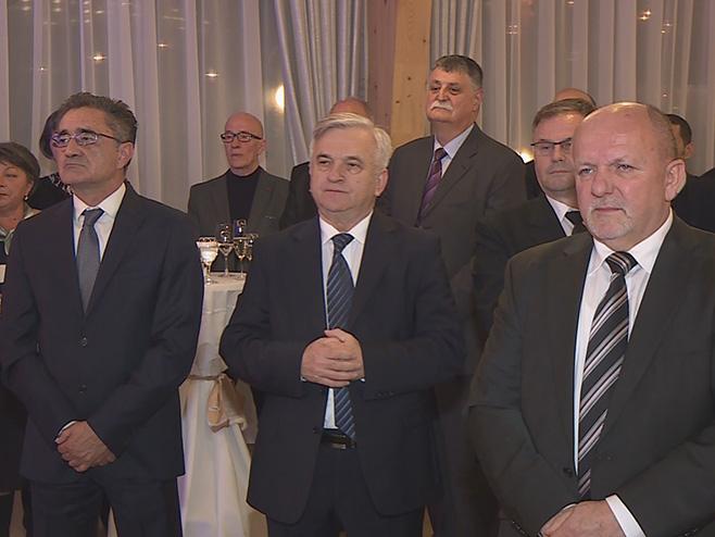 Бањалука: Пријем у Генералном конзулату Србије (Фото: РТРС)