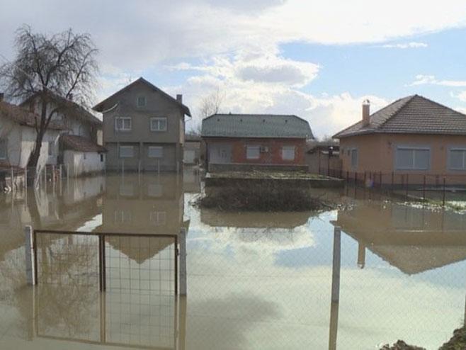 Приједор-поплаве (Фото: РТРС)