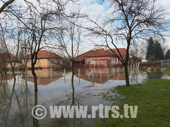Поплаве у Приједору