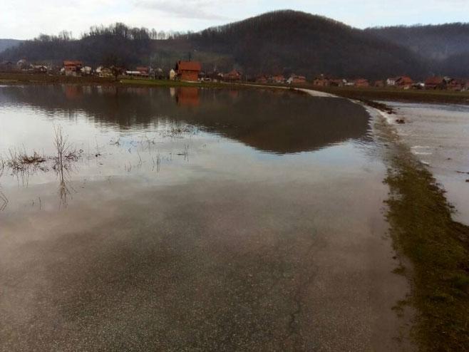 Oštra Luka - poplave