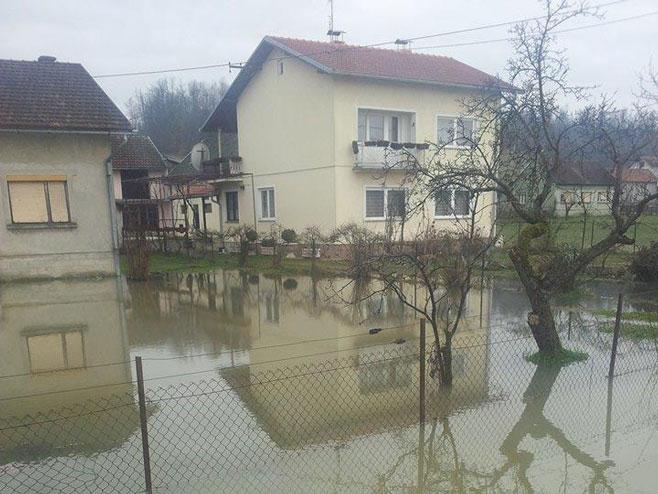 Козарска Дубица - поплаве
