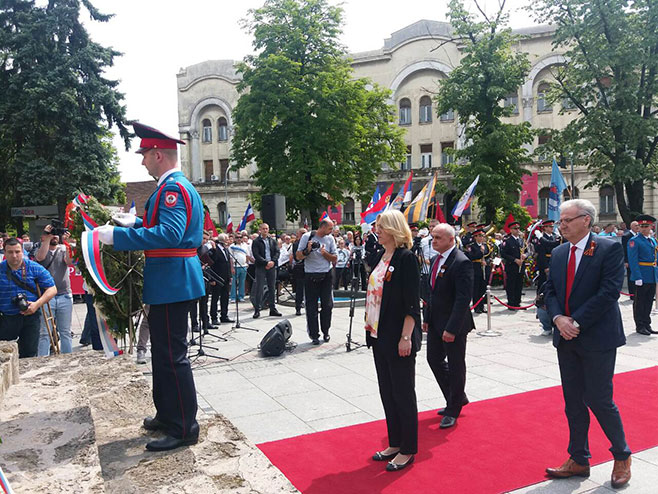 Besmrtni puk Banjaluka - Dan pobjede (Foto: RTRS)