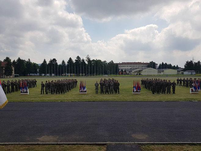 Obilježavanje Vojske Republike Srpske