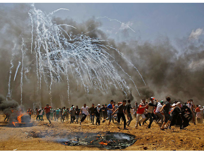 Sukobi u Pojasu Gaze