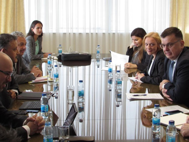 Sastanak ministra Tegeltije sa predstavnicima MMF-a