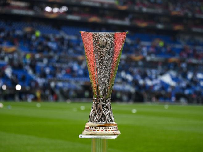 Трофеј Лиге Европе (фото: twitter.com/europaleague)
