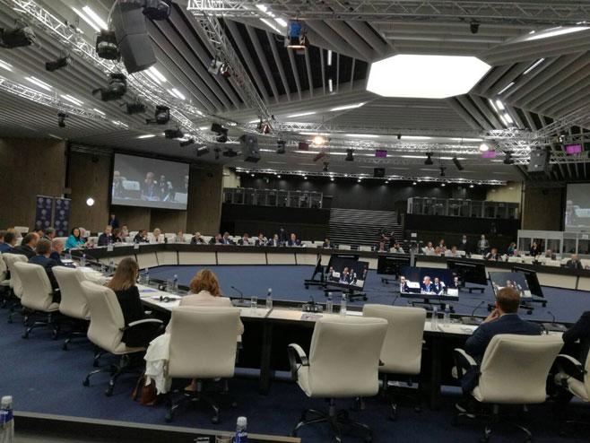 Жељка Цвијановић на самиту (Фото: РТРС(