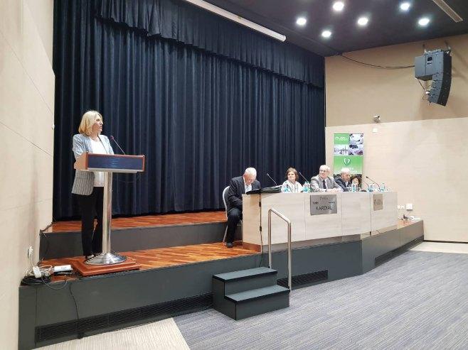 Skupština penzionera Srpske u Tesliću (Foto: RTRS)