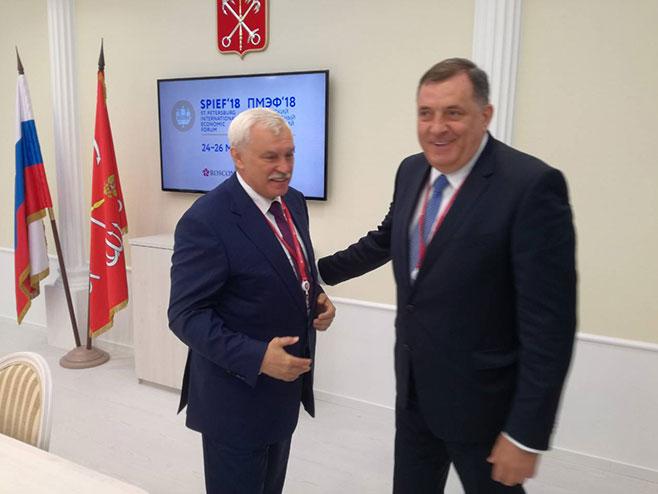 Додик и Полтавченко (Фото: РТРС)