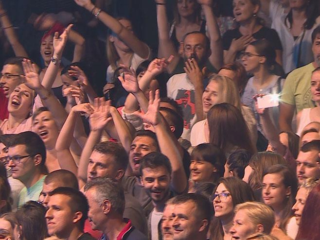 Џибонијев концерт на Кастелу (Фото: РТРС)