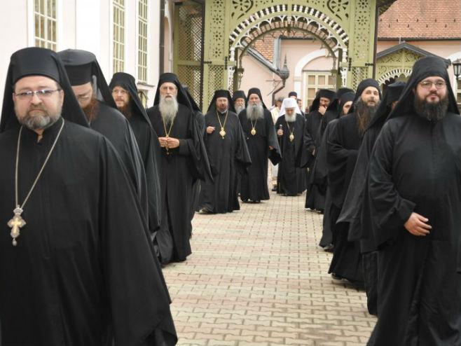 Устоличење епископа Херувима (Фото: Епархија осјечкопољска и барањска)