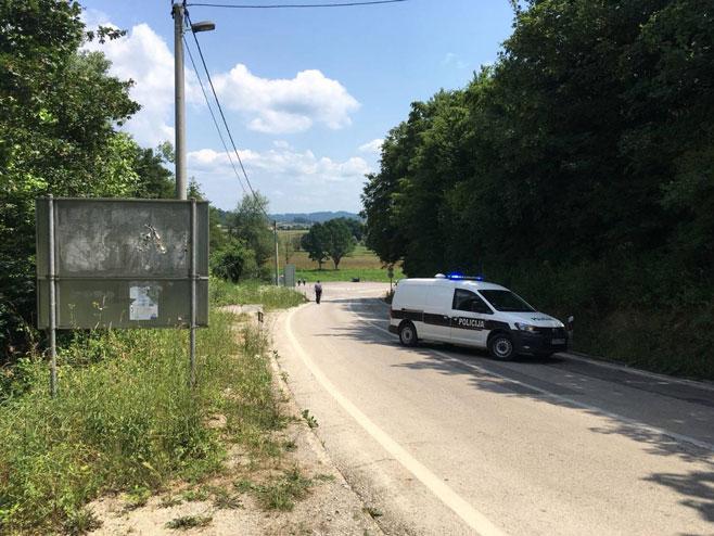 Велика Кладуша, прелаз Малљевац (Фото: РТРС)