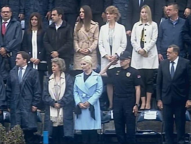 Dodik u Kraljevu (Foto: RTRS)