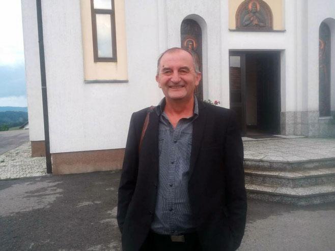 """Славко Покрајац, добитник награде """"Своме роду од Косова до данас"""" - Фото: РТРС"""