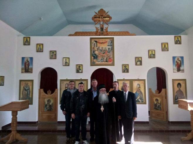 Митрополит Хризостом (Фото: РТРС)
