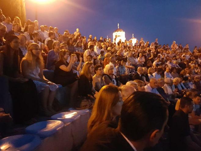 Trebinje: Koncert klasične muzike na Crkvini (Foto: argumenti.rs)