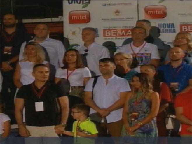 Хуманитарни тениски спектакл у Бањалуци