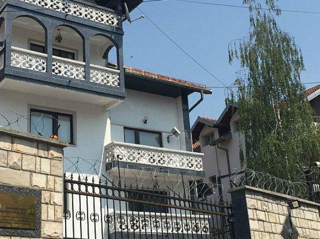 Ambasada Rusije u BiH -