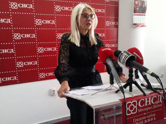 Dr. Danijela Đukin (Foto: RTRS)